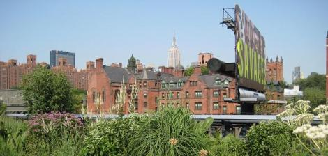 High Line and Empire State