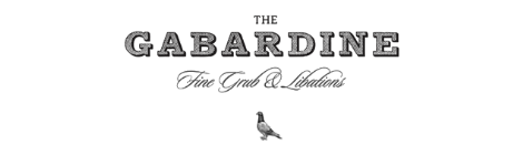Cover photo from the Gabardine site